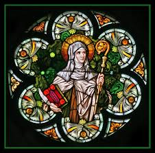 st gertrude stained glass