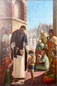 st martin and the poor