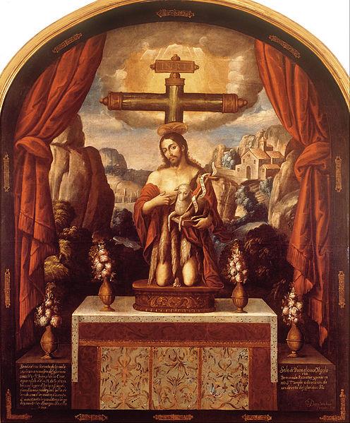 496px-diego_de_sanabria_-_saint_john_of_the_cross_-_google_art_project