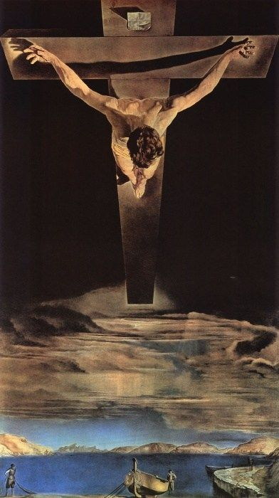 70ddc4b4dc7e3d28326a32e29d6c4997--dali-paintings-cross-paintings