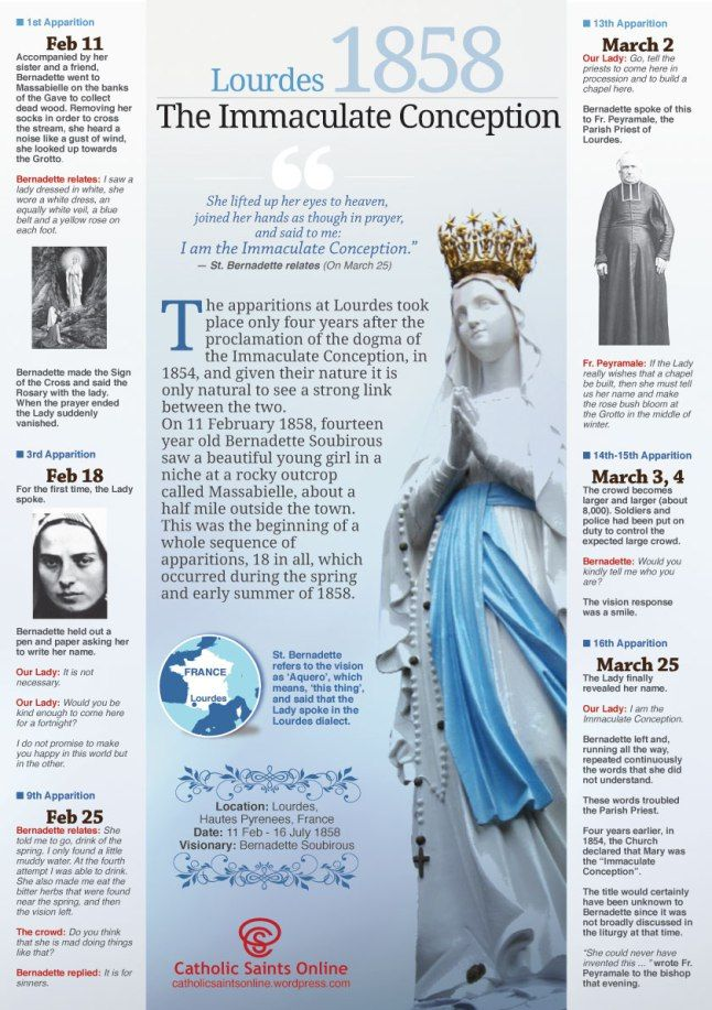 immaculate conception info