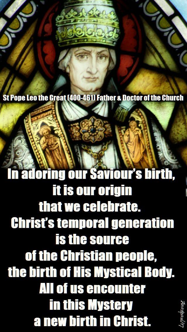 in adoring our saviour's birth - 22 dec 2017