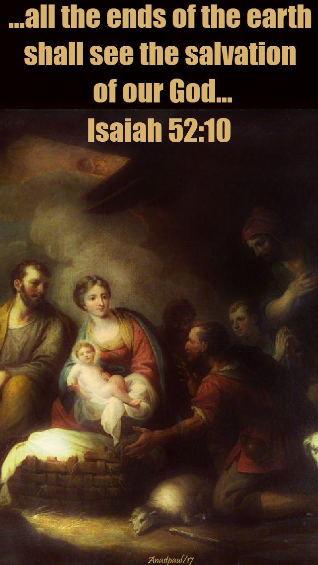 isaiah 52 10