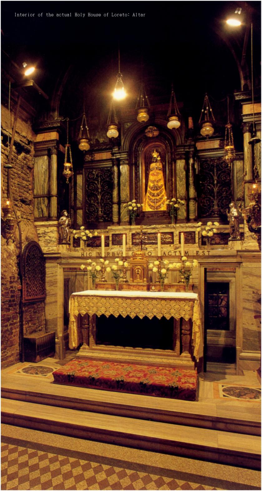 loreto-altar