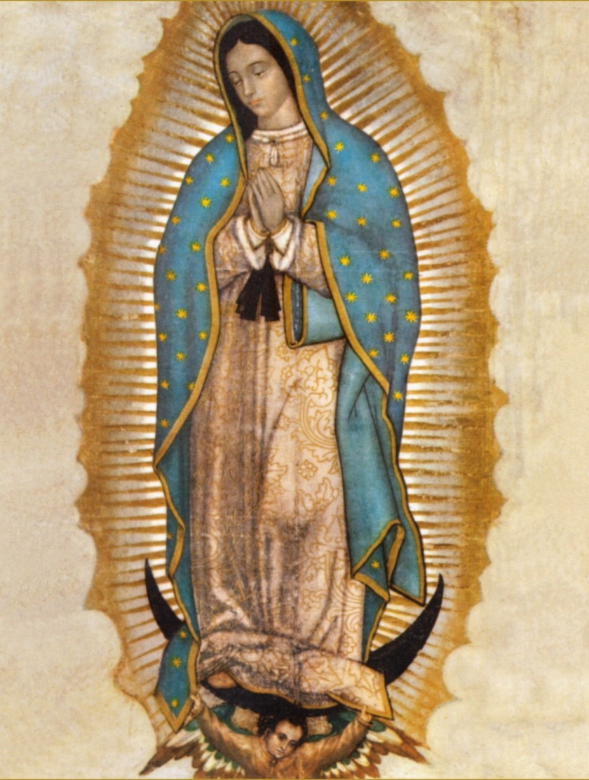 Our-Lady-of-Guadalupe- BEAUTIFUL