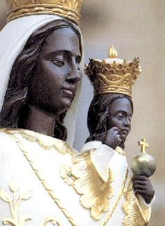 our lady of loreto and the child jesus