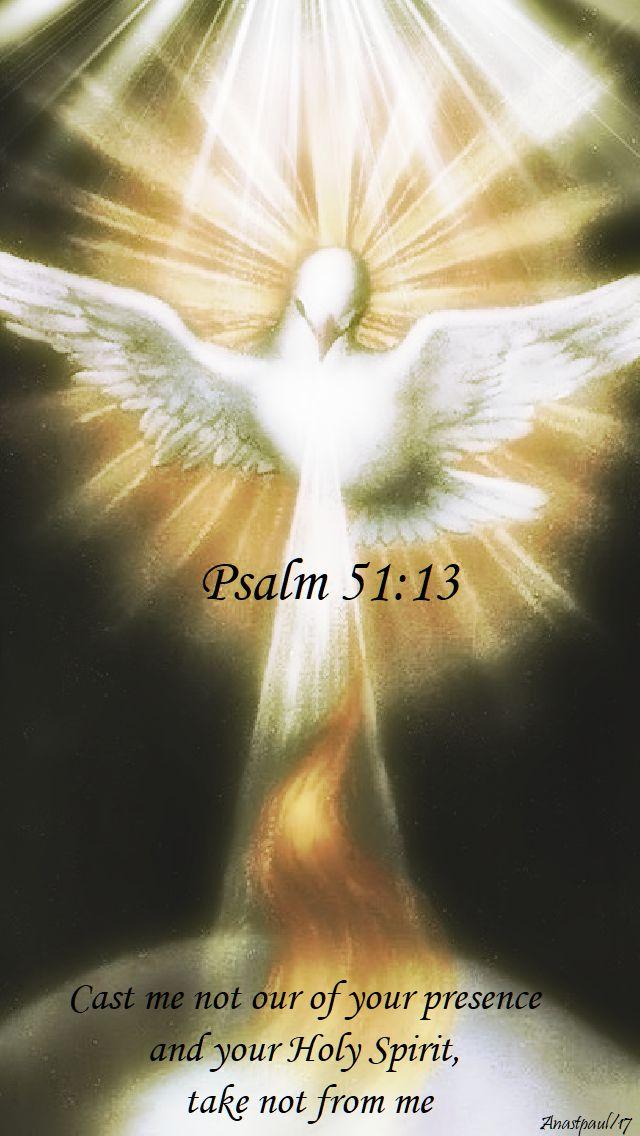 psalm 51 13