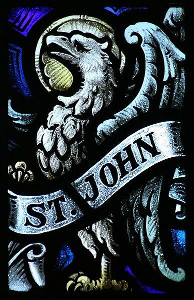 St.-John-Evangelist.- symbol
