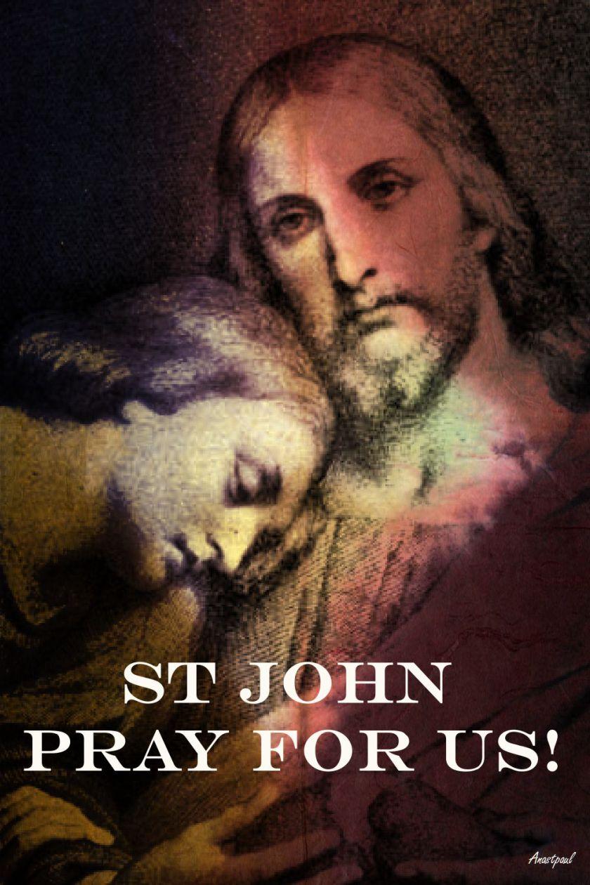 st-john-pray-for-us - 2016