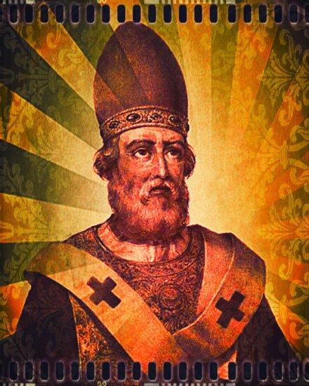 st pope damasus I