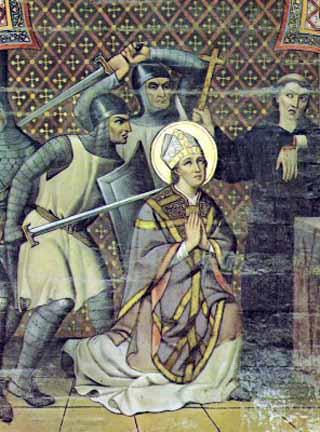 ST Thomas A Becket 30550