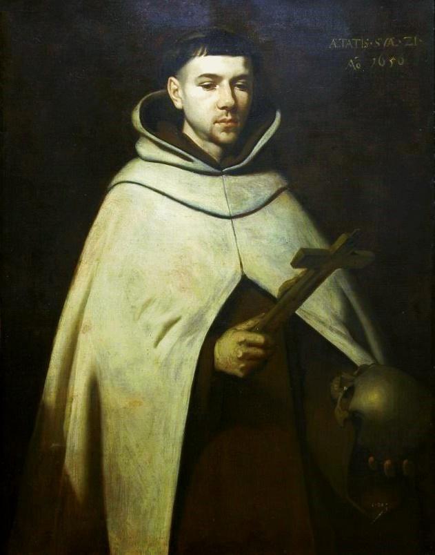 Zurbarán_St._John_of_the_Cross. - large