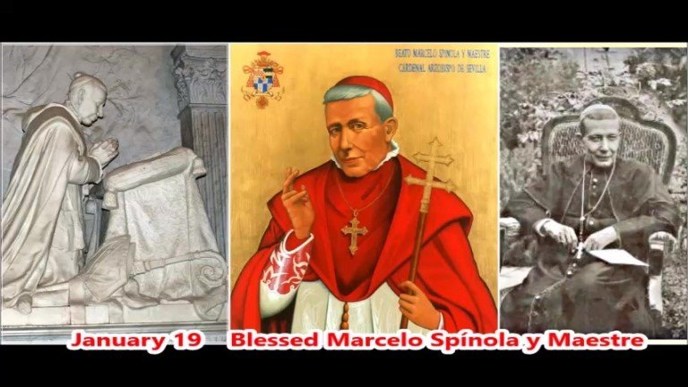 blessed marcelo spinola