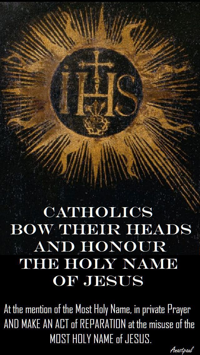 BOW YOUR HEAD!