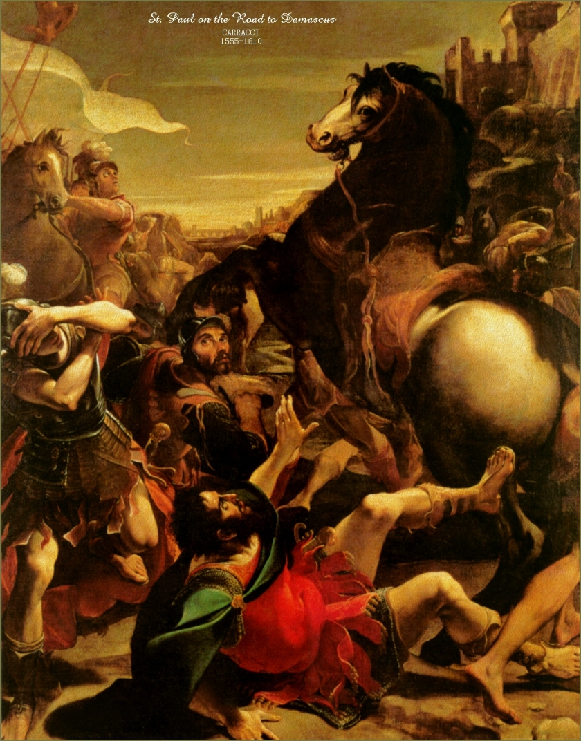 conversion of st paul 2
