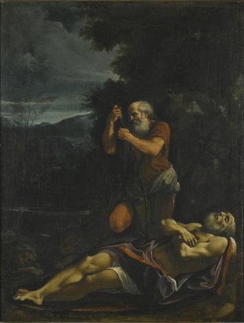 lorenzo-garbieri-saint-anthony-abbot-burying-saint-paul-the-hermit