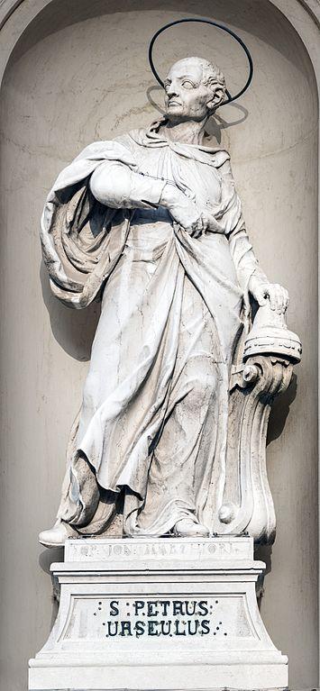 San_Rocco_(Venice)_-_Statue_of_Saint_Peter_Orseolo