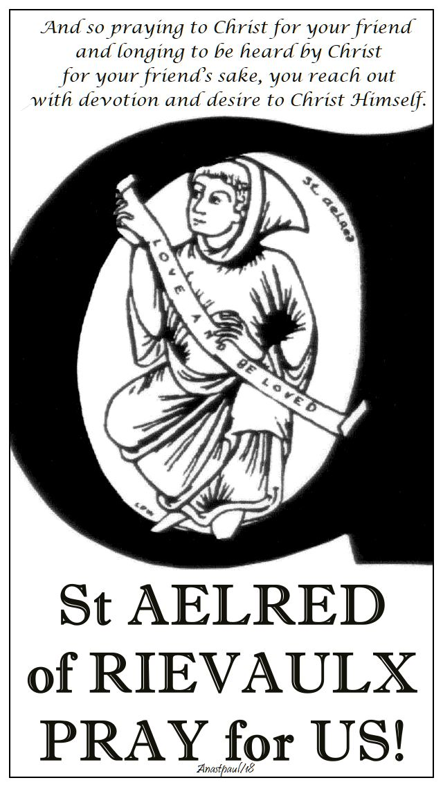 st aelred pray for us - 12 jan 2018 - no 2