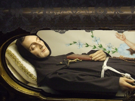 st charles of sezze is incorrupt