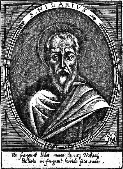 st hilary of poitiers