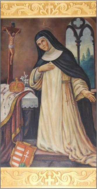 st margaret of hungary