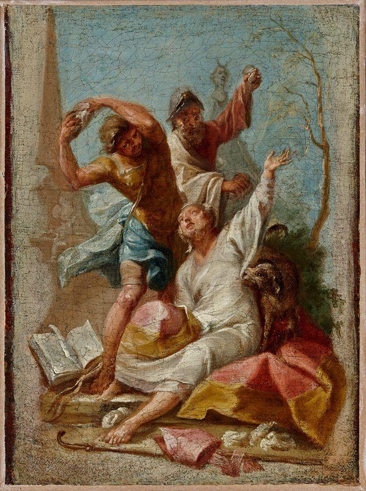 Stoning of Saint Timothy,
