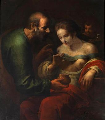 1640un-st-agatha-cured-by-st-peter-in-prison-giovanni-martinelli