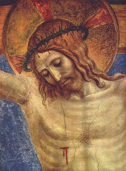 442px-Fra_Angelico_the crucified christ.012
