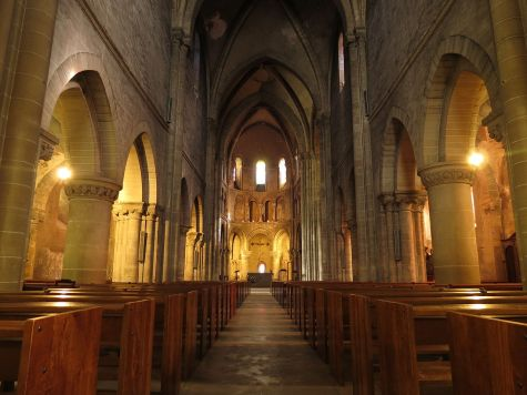 Basilique Notre-Dame d'Avesnières 2