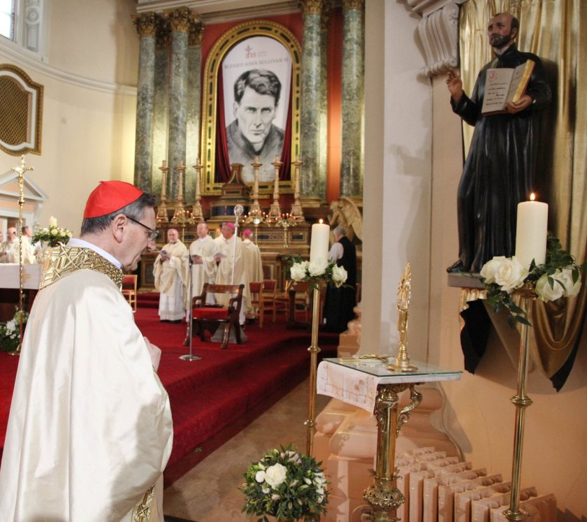 Beatification Mass for Bl John Sullivan 13 May 2017