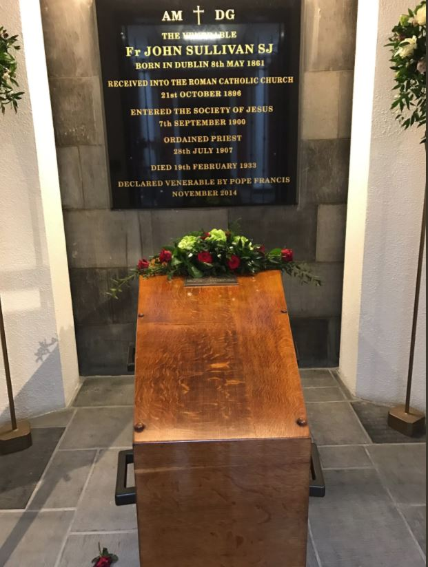 Coffin - bl john sullivan - ireland - snip
