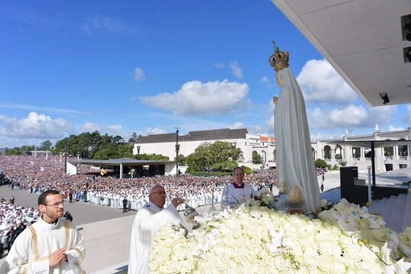 fatima canonisation