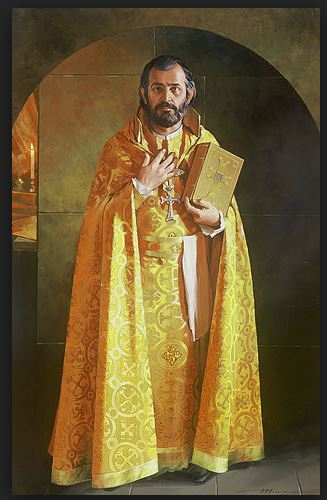 lovely - st gregory of narek artwork