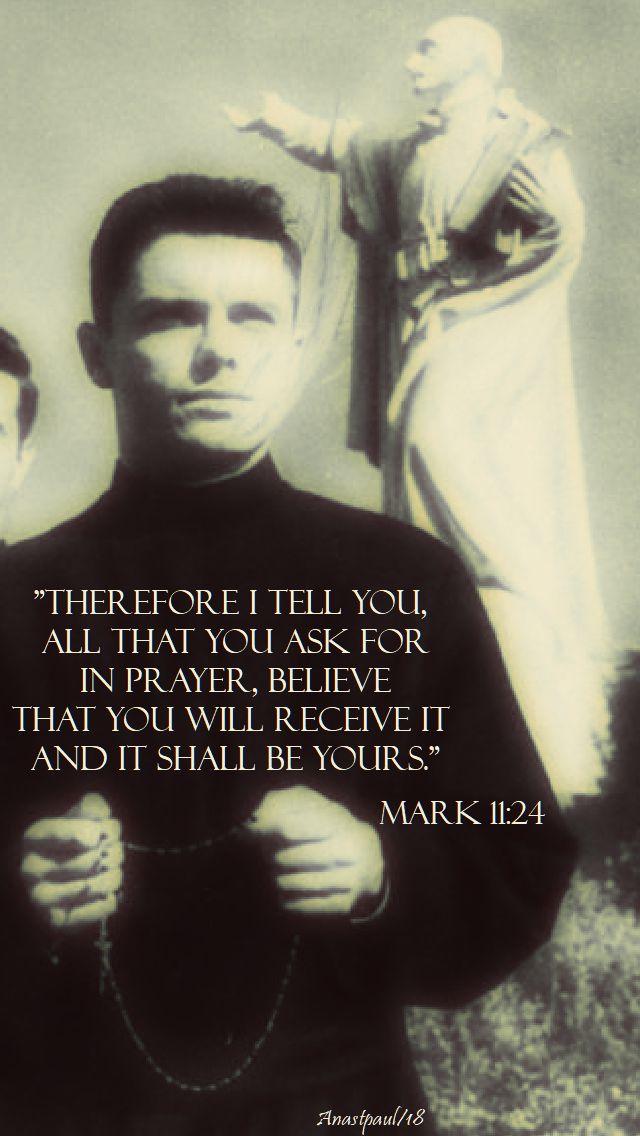 mark 11 24