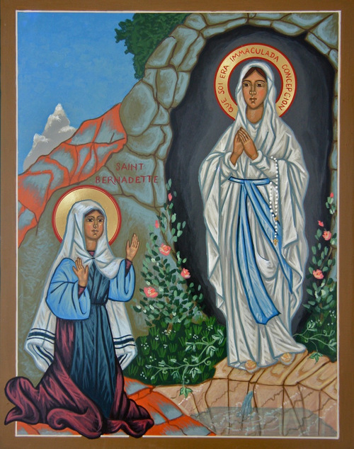 our lady of lourdes 3