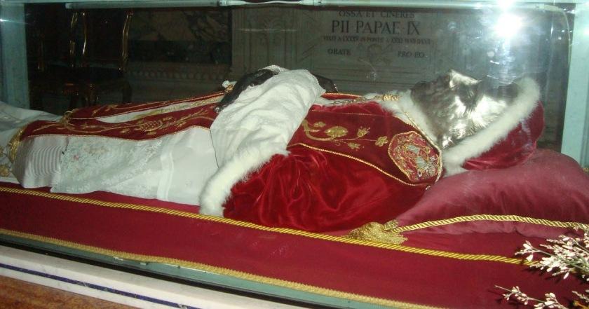 Pius IX ii.-incorrupt