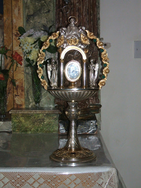 relikwa tal-Beata Marija Adeodata Pisani