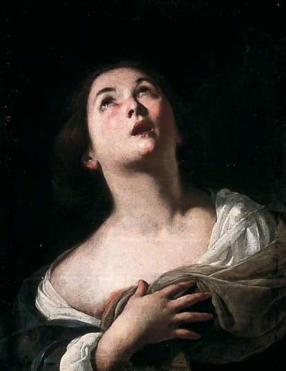 Cavallino, Bernardo; St Agatha; York Museums Trust; http://www.artuk.org/artworks/st-agatha-7795