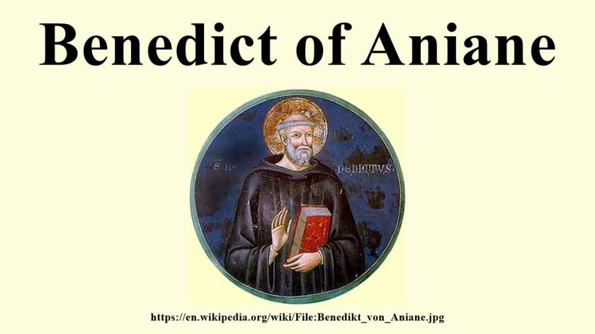 St Benedict of Aniane HEADER