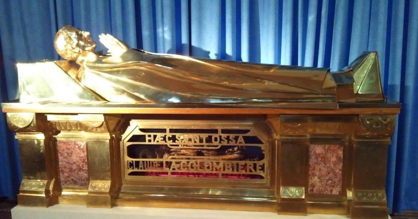 St Claude de la Colombiere