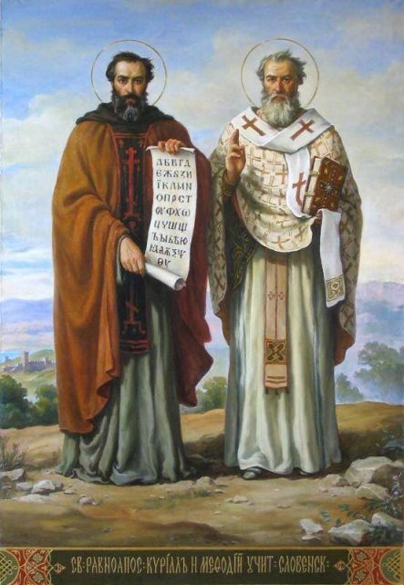 sts cyril and methodius
