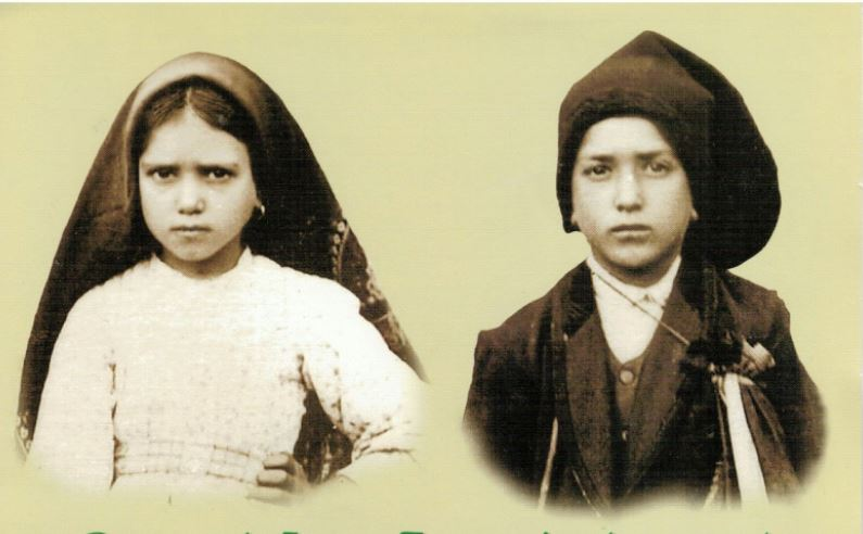 STS FRANCISCO AND JACINTA-HEADER