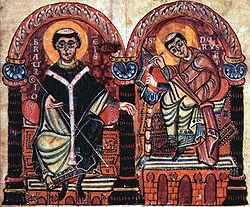 St Braulio & St Isidore