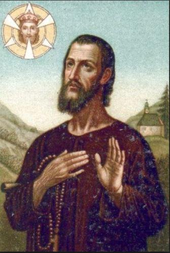ST NICHOLAS OF FLUE - SNIP