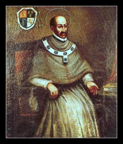 St.-Turibius-of-Mongrovejo