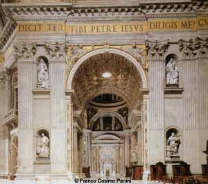 Founder Statues - Left Transept - East Wall - st mary euphrasia - upper left