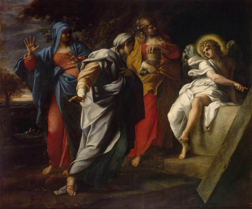 gospel-easter-sunday-be-not-affrighted-ye-seek-jesus-of-nazareth-who-was-crucified-he-is-risen-he-is-not-here
