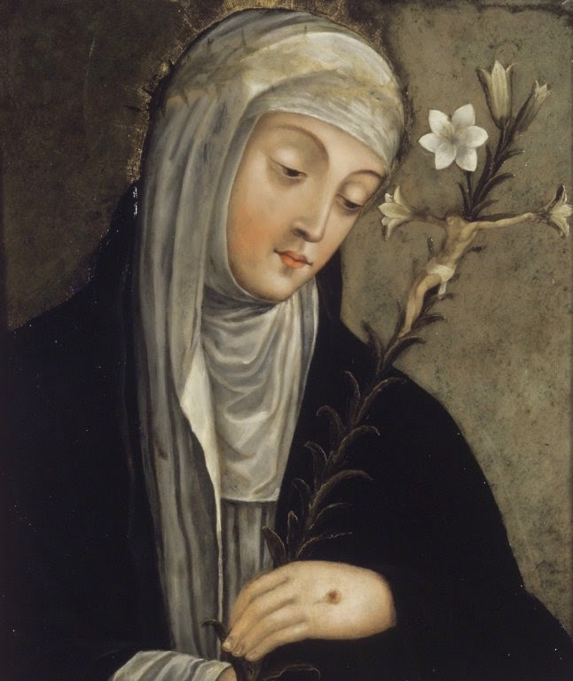 St Catherine of Siena2
