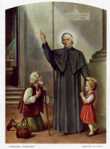 St Joseph Benedict Cottolengo 7