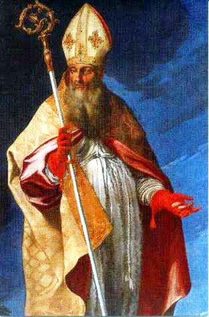 Saint of the Day – 9 April – St Liborius of Le Mans (early 4th ...